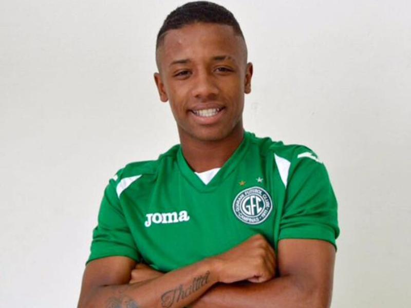 Leozinho Meia Guarani FC
