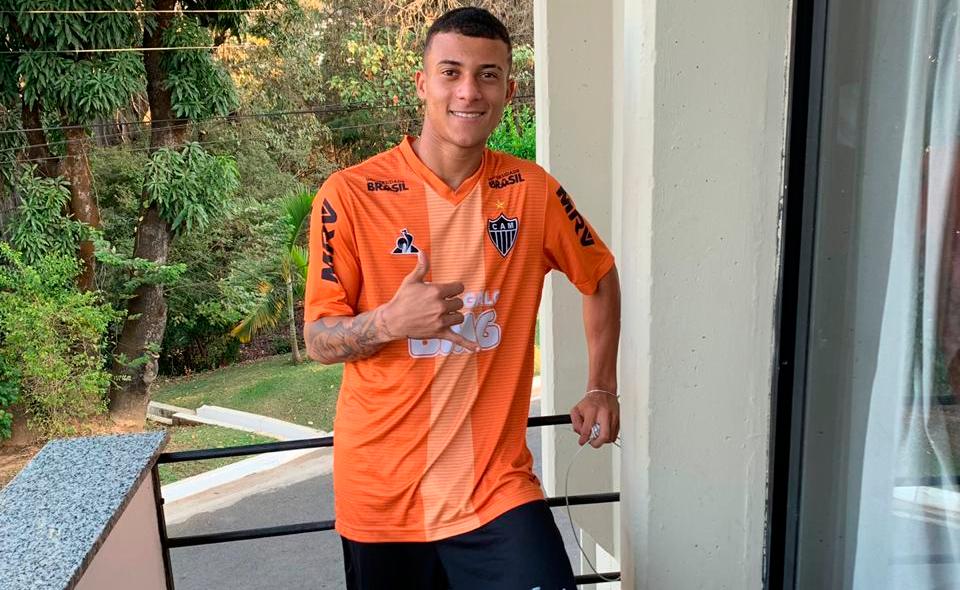 Atlético contrata Rickson, joia do futebol Paulista cobiçada por Santos e equipes do exterior
