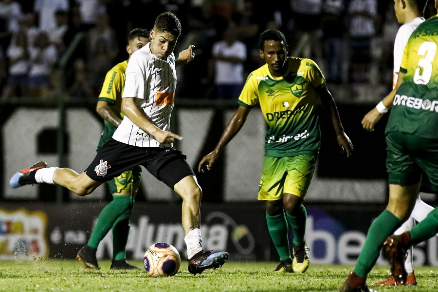 COPA SÃO PAULO 2020 - CORINTHIANS X CUIABÁ FOTO: RODRIGO GAZZANEL / AGÊNCIA CORINTHIANS